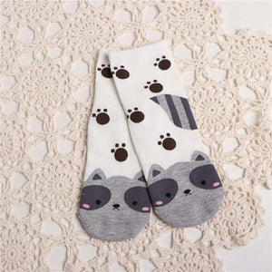 Cute Kitty Socks