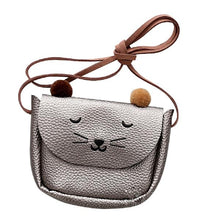 Load image into Gallery viewer, Cute Cat Ear Purse