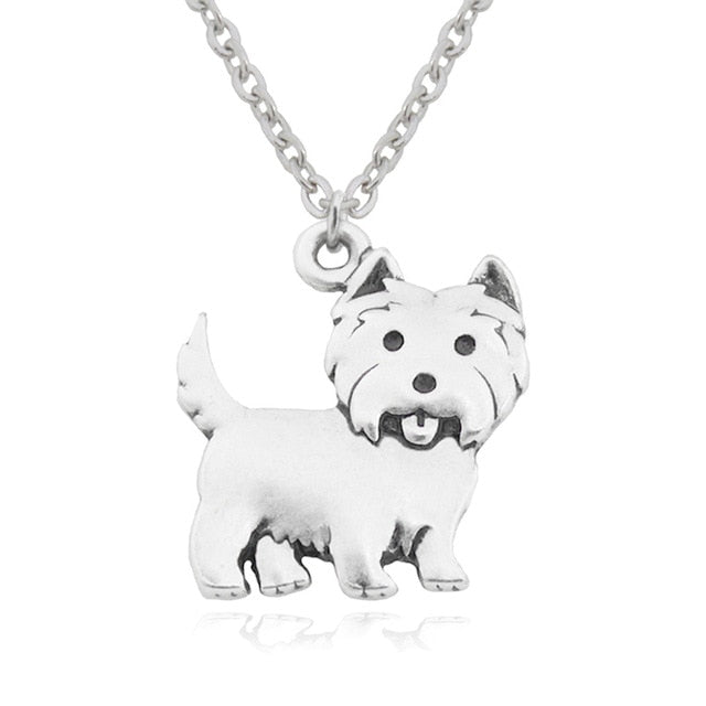 Adorable Dog Necklace