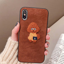 Load image into Gallery viewer, Cartoon Dog iPhone Case