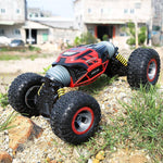 Double-Sided Electric Stunt Car Toy