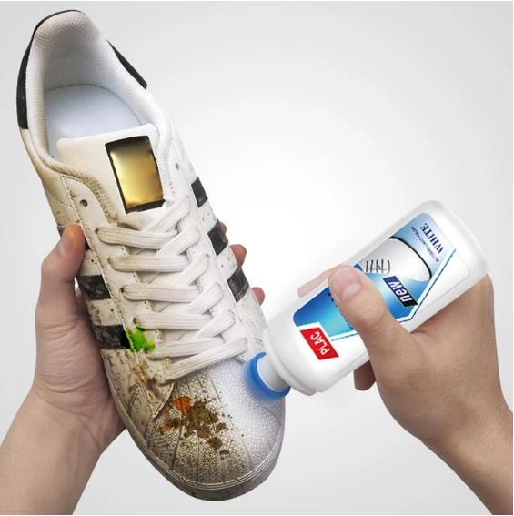 Whiten Refreshed Polish Shoes Cleaner