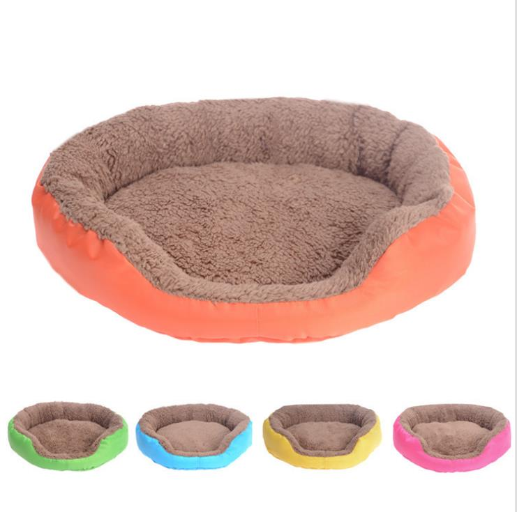 Dog Beds Pet Bed Couch Solid Comfortable Cat Dog Bed Cushion Pad Sofa Mat