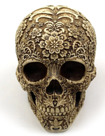 Halloween Resin Skull Home Decoration