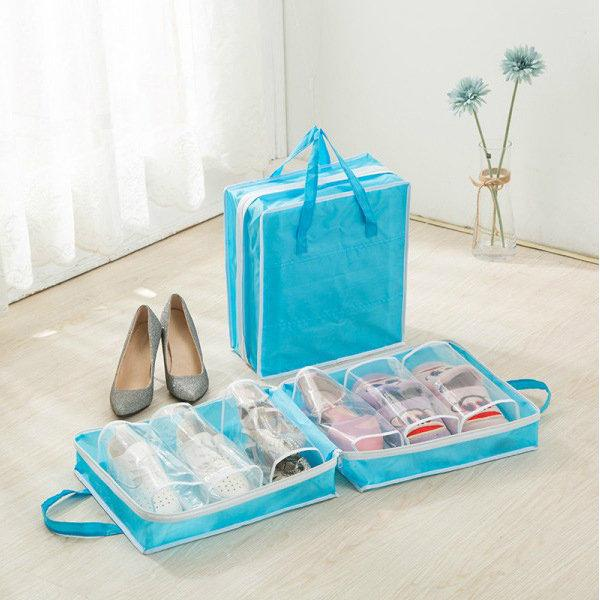 Nylon Casual Travel Bags Shoes Storage Bag