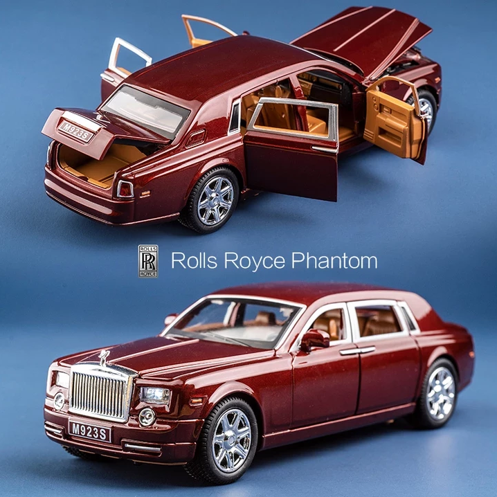 Phantom Alloy Diecast Car Model