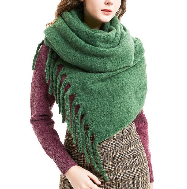Women Winter Warm  Scarf Shawls Scarves Wraps