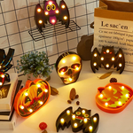 Halloween outdoor decorative modeling lights