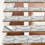 Skidproof Pattern Stair Stickers