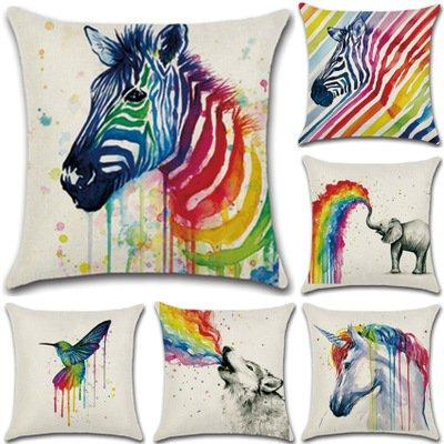 t Lovely Pillow Case Car Home Sofa Bed Decor
