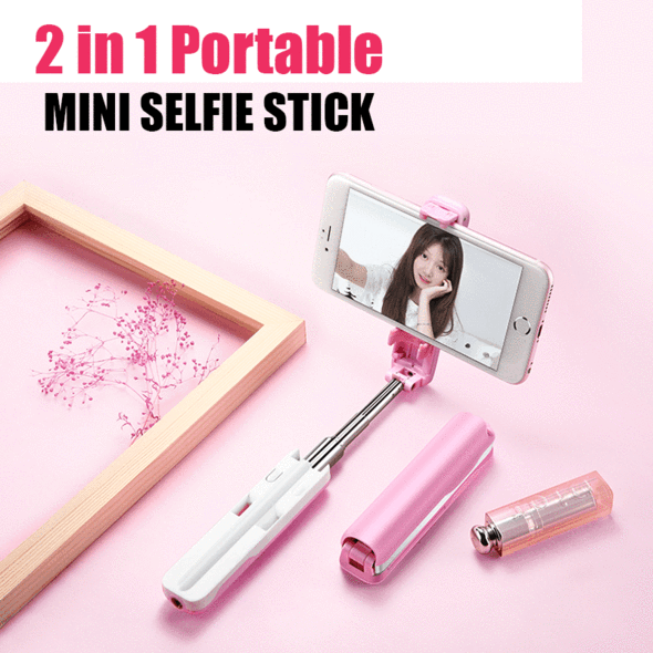 Portable Mini Selfie Stick
