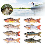 Simulation fishing lure fishing tool