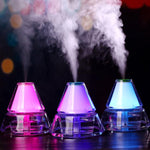 Iceberg Shape Humidifier Mini Usb Creative Humidifier With Lamp Functions