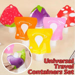 Universal Travel Containers Set