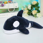 Whale Plush Coin Purse Pencil case Stationery Pen Bag Big Capacity Ocean Park Toy