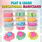 Play Educational Magic Sand