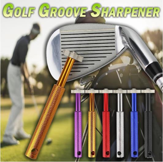 6-in-1 Golf Groove Sharpener