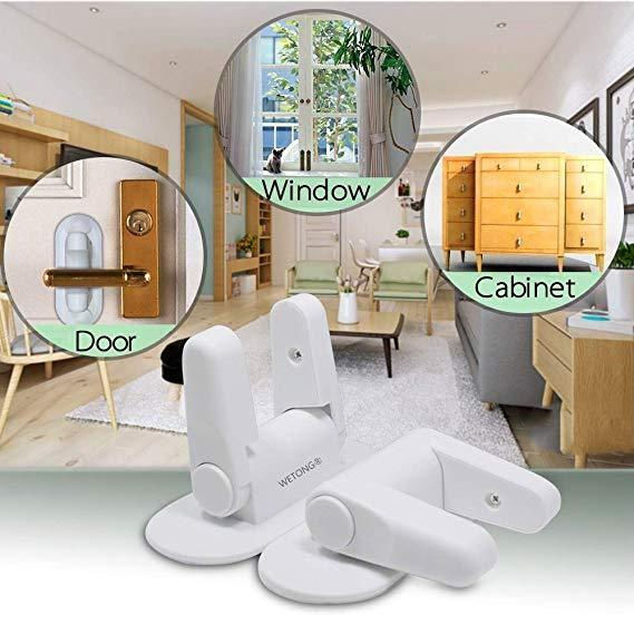 Child / Pets Proofing Door Locks