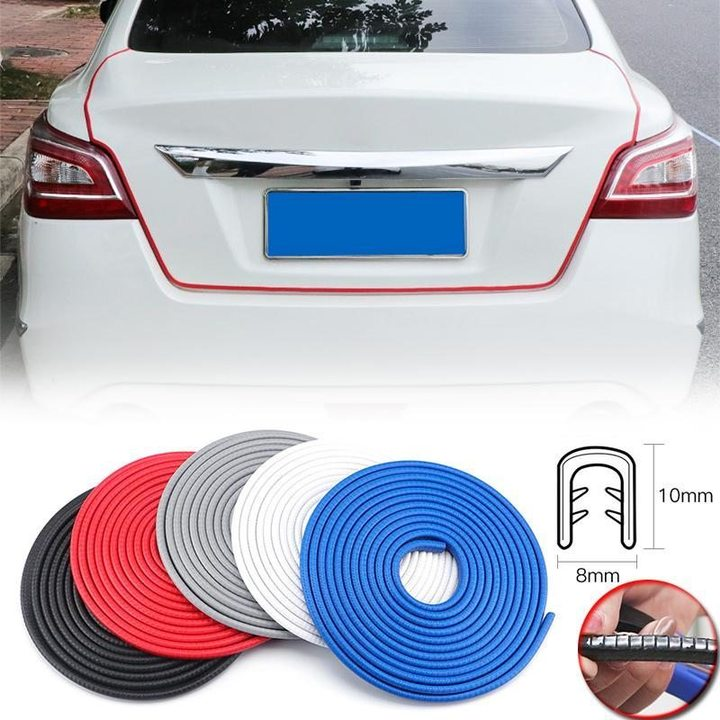 【HOT SALES】NEW UNIVERSAL CAR DOOR SIDE EDGE PROTECTION STRIPS