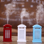 Humidifier Portable Universal Household Phone Booth Shaped Humidifier