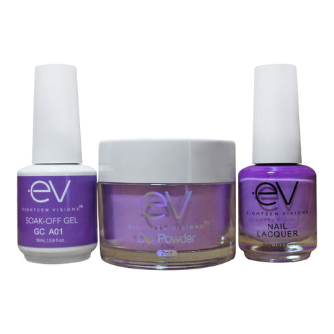 3in1 Gel + Dip Powder + Nail Polish