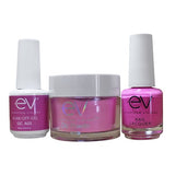 3in1 Gel + Dip Powder + Nail Polish matching set - A03