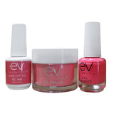 3in1 Gel + Dip Powder + Nail Polish matching set - A04