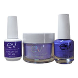 3in1 Gel + Dip Powder + Nail Polish matching set - A09