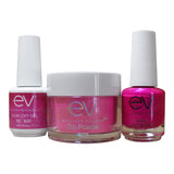 3in1 Gel + Dip Powder + Nail Polish matching set - A20