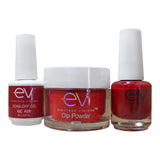 3in1 Gel + Dip Powder + Nail Polish matching set - A28