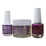 3in1 Gel + Dip Powder + Nail Polish matching set - A31