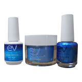 3in1 Gel + Dip Powder + Nail Polish matching set - A33