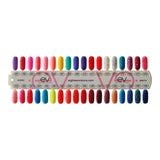 3in1 Gel + Dip Powder + Nail Polish matching set - A36