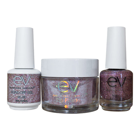3in1 Gel + Dip Powder + Nail Polish matching set - GL 003