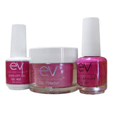 3in1 Gel + Dip Powder + Nail Polish matching set - A02