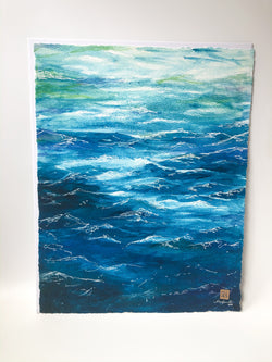 Deep Waters Giclee
