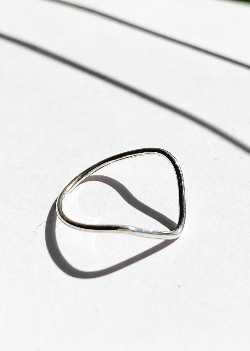 Naked Arc Ring