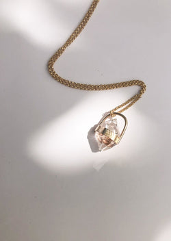 Herkimer Diamond Clarity Lantern