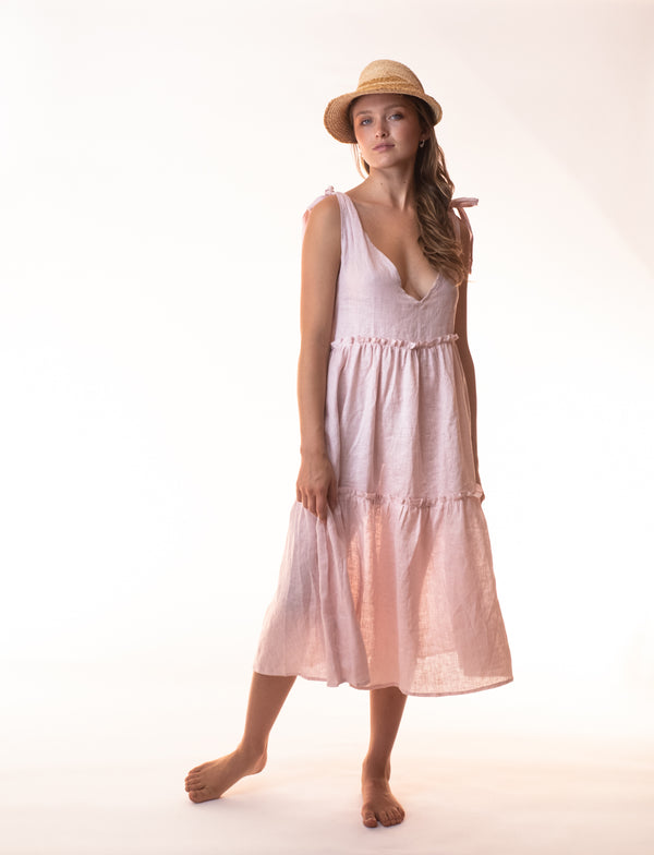 Ostuni Smock Dress