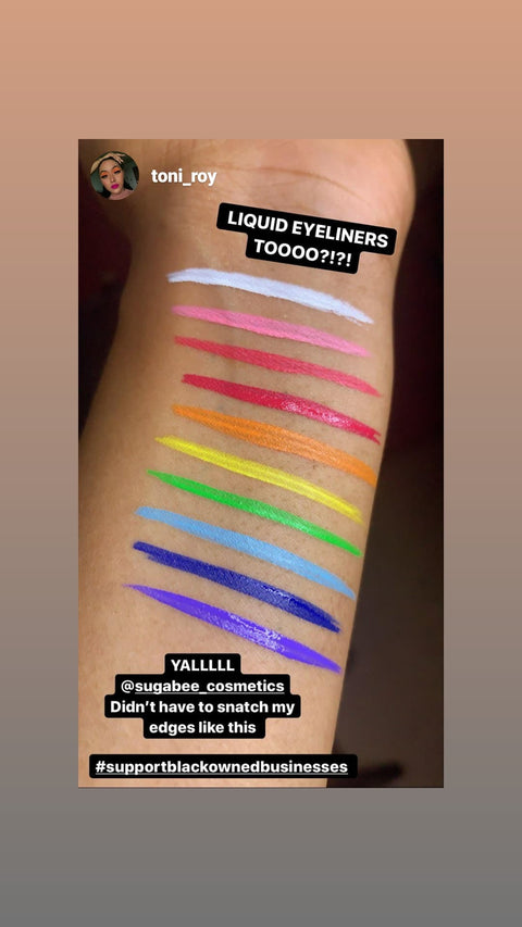 Lucky (Bee-Colorful Liquid Liners)