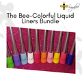 The Bee-Colorful Liquid Liners