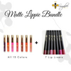 Matte Lippie Bundle