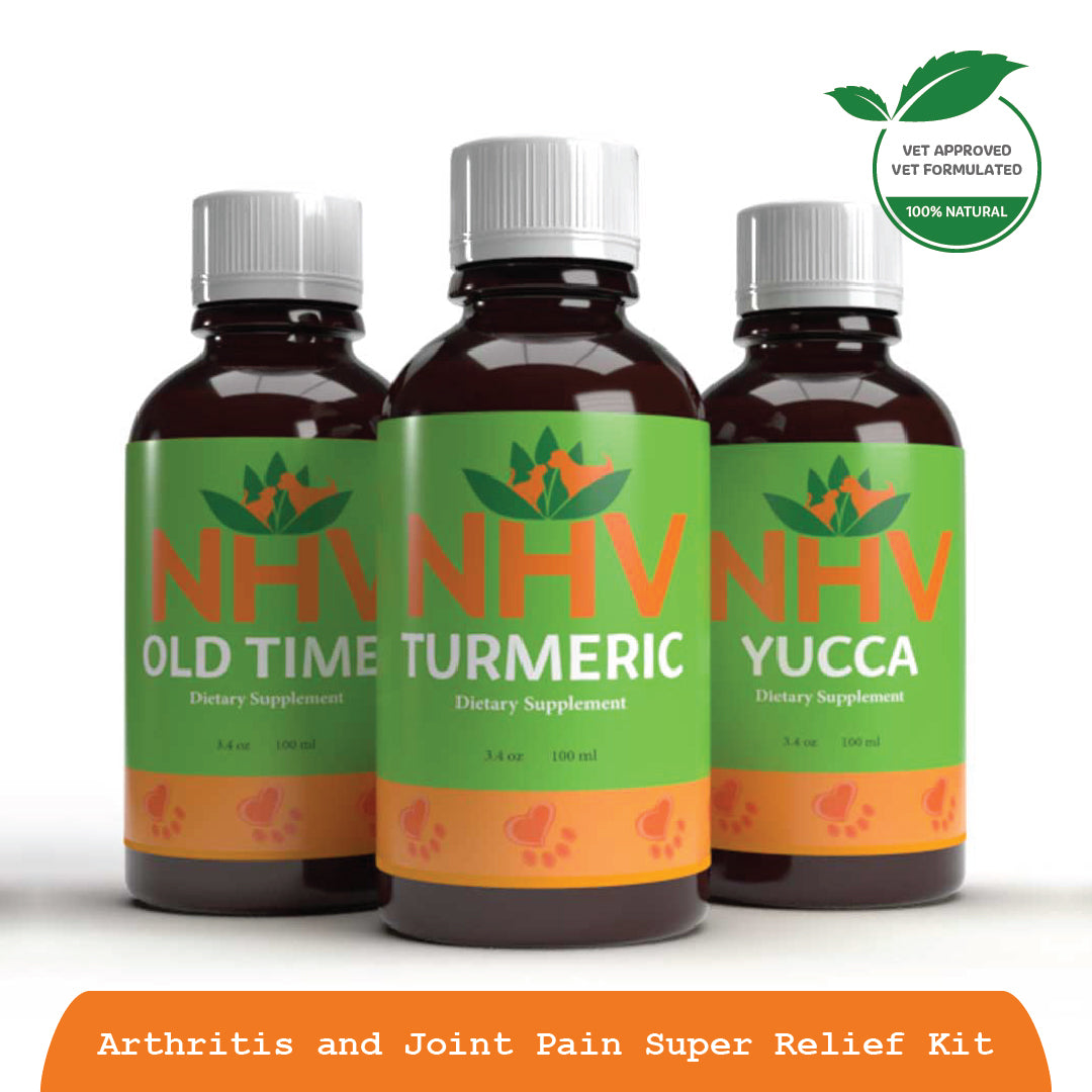 NHV Arthritis and Joint Pain Super Relief Kit