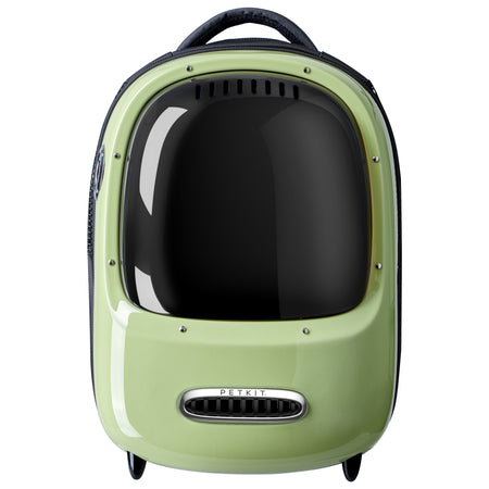 PETKIT EVERTRAVEL BAG New Retro Pet Backpack Carrier | GREEN