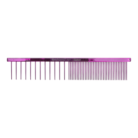 "GREYHOUND BEAUTY professional comb | 20cms (7.835"") 
