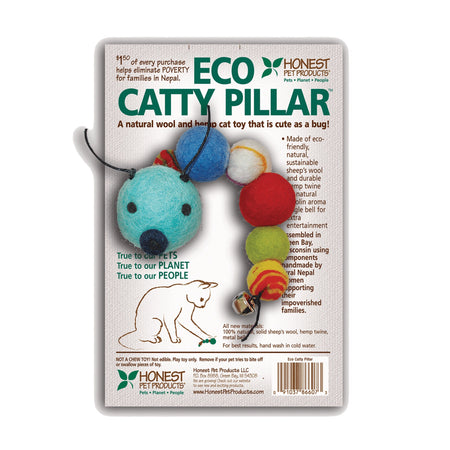 Eco Catty Pillar™