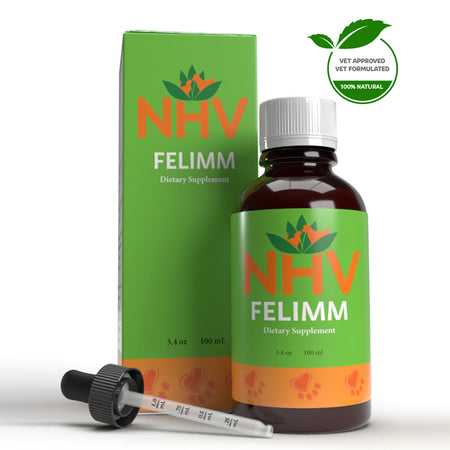 NHV FELIMM for Dogs and Cats - Dietary Supplement - 100ML