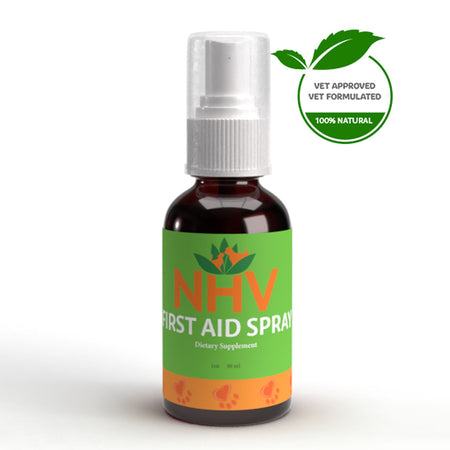 NHV FIRST AID SPRAY for Dogs and Cats - 30ML