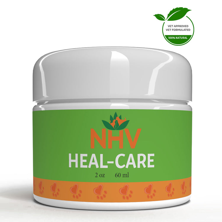 NHV HEAL CARE OINTMENT for Dogs, Cats and Rabbits - Grooming - 30ML