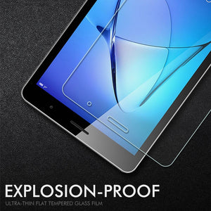 Tempered Glass For Huawei MediaPad T3 10 M2 10 0 7 0 M3 8 4 Lite 8 10 M5 8  10 Pro 8 4 10 8 T1 7 0 T3 8 0 Plus Screen Protector